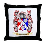 McClintock Throw Pillow