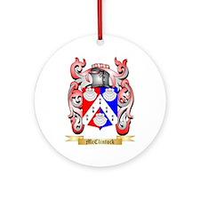 McClintock Round Ornament