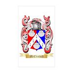 McClintoch Sticker (Rectangle 10 pk)