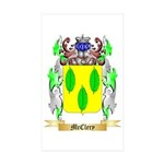 McClery Sticker (Rectangle 10 pk)