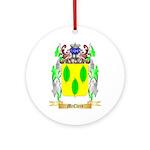 McClery Round Ornament