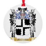 McClendon Round Ornament