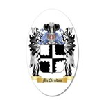 McClendon 35x21 Oval Wall Decal