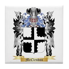 McClendon Tile Coaster