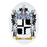 McClendon Oval Ornament