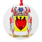 McClenaghan Round Ornament