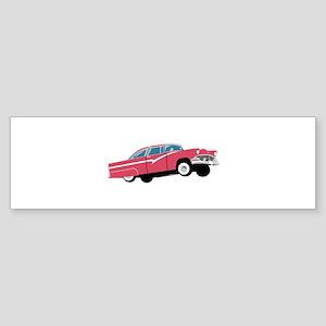 Classic Auto Bumper Sticker