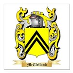 McClelland Square Car Magnet 3