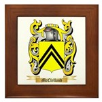 McClelland Framed Tile