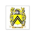 McClellan Square Sticker 3