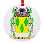 McCleary Round Ornament