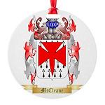 McCleane Round Ornament