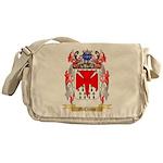 McCleane Messenger Bag