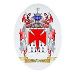 McCleane Oval Ornament