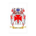 McClean Sticker (Rectangle 50 pk)