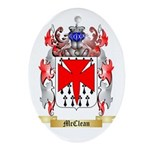 McClean Oval Ornament