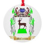 McClarnon Round Ornament