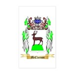 McClarnon Sticker (Rectangle)
