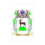McClarnon Sticker (Rectangle 50 pk)