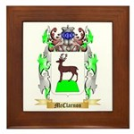 McClarnon Framed Tile
