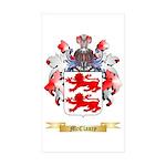 McClancy Sticker (Rectangle 10 pk)