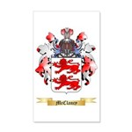 McClancy 35x21 Wall Decal