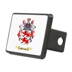 McClancy Rectangular Hitch Cover