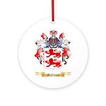 McClancy Round Ornament