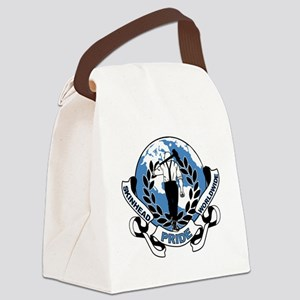 Skinhead Pride Worldwide Canvas Lunch Bag