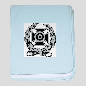 Marksman Expert baby blanket