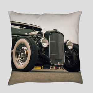 Hot Rod Everyday Pillow