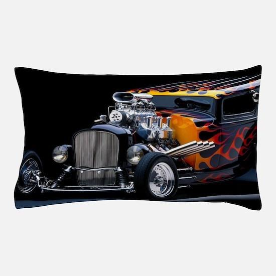 Hot Rod Pillow Case