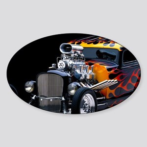 American Muscle Car Stickers Cafepress