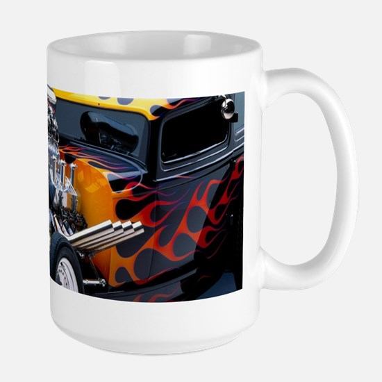 Hot Rod Mugs