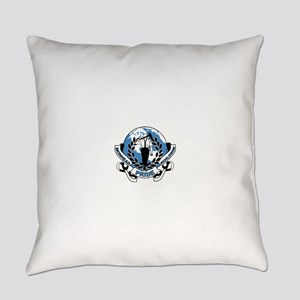 Skinhead Pride Worldwide Everyday Pillow