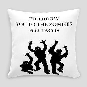 taco Everyday Pillow