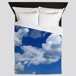 Floating In the Clouds Queen Duvet