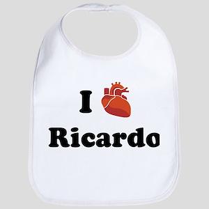 I (Heart) Ricardo Bib