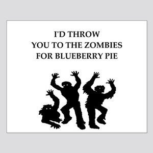 blueberry pie Posters