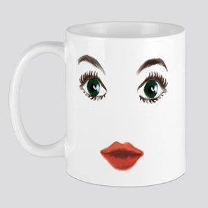 Woman Aviator Mug