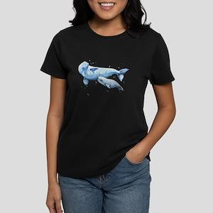 Beluga Whale and Baby T-Shirt