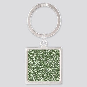 Pine Time Square Keychain
