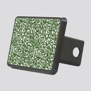 Pine Time Rectangular Hitch Cover