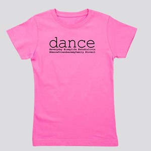 dance hashtags T-Shirt