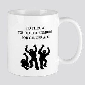 ginger ale Mugs