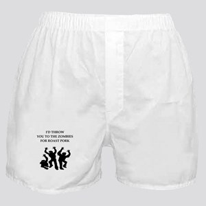 roast pork Boxer Shorts