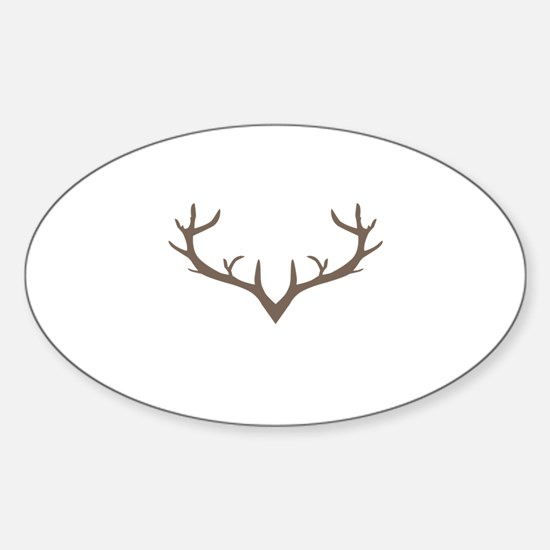 Stag Decal