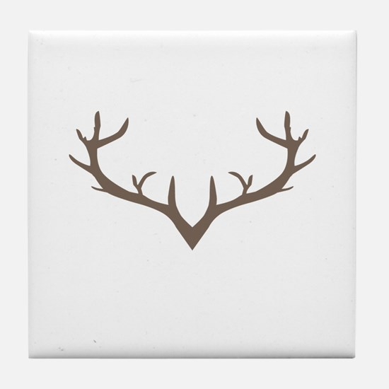Stag Tile Coaster
