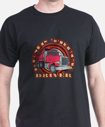 Unique Dump truck T-Shirt