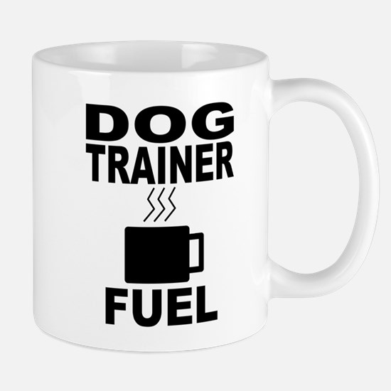 Dog Trainer Fuel Mugs